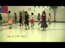 Bobs Tango - Line Dance - August 2, 2012