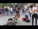 Boney M., Sunny (cover) - Busking in the Streets of Brussels, Belgium