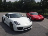 Would You Rather Ferrari 360 Modena vs. Porsche Cayman S