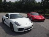 Would You Rather Ferrari 360 Modena vs. Porsche Cayman S