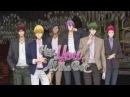 黒バス 乙女ゲームPV パロディー FAKE Kuroko no Basket otome game Hey You At the Bar trailer