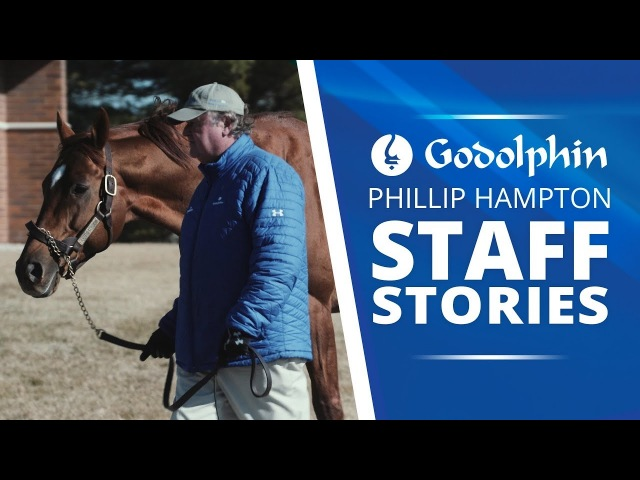 Staff Stories | Stallion Groom Phillip Hampton