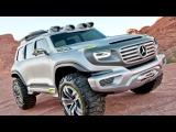 Mercedes Benz Ener G Force Concept '11 2012
