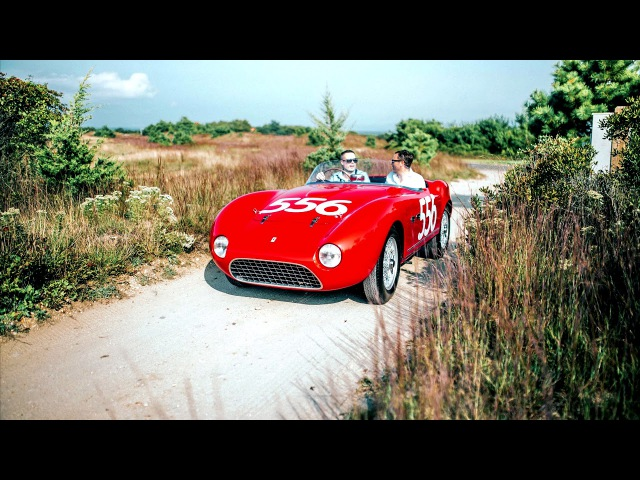 Ferrari 166 MM53 Autodromo Spyder 03 04 1953