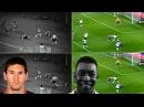 UNREAL Pelé ● Comparação ● How great he was how genius