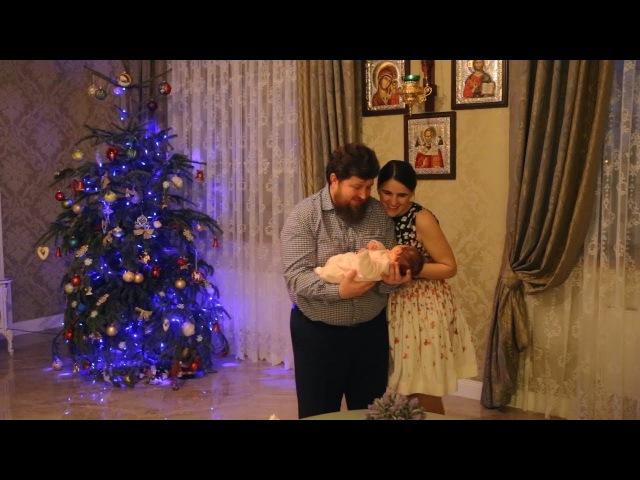 Катенька едет домой Видеосъёмка выписки из роддома в Краснодаре HD смотреть онлайн без регистрации