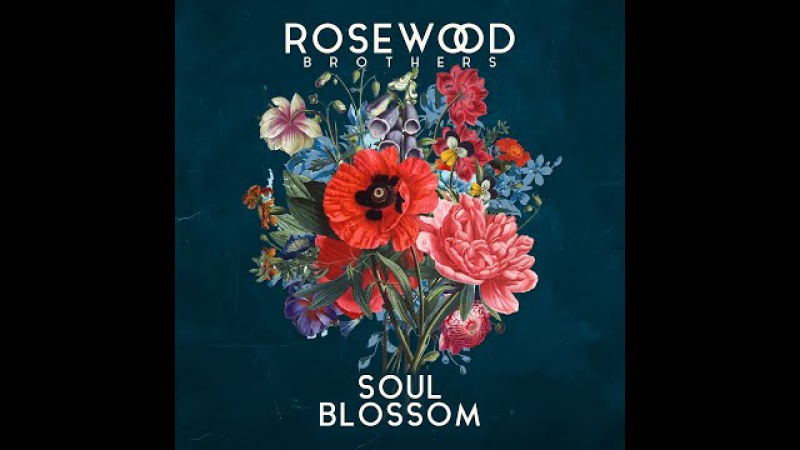 The Rosewood Brothers - Soul Blossom (2017) (New Full Album)