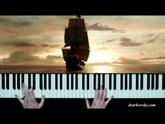 Популярные песни на фортепиано в обр. А. Дзарковски (Dzarkovsky) | Попурри на пианино