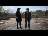 Stranger Things 2x7 Kali trains Eleven