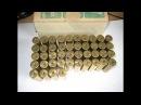 снаряжение патронов в латунную гильзу 12 кал