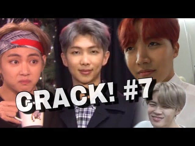 BTS CRACK 7 - everyone is so done