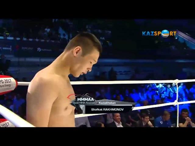 MMA -- Mixed Material Arts FINAL Bek UMAROV Shafkat RAKHMANOV