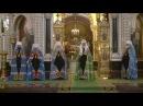 Проповедь Патриарха Кирилла в понедельник седмицы 25-й по Пятидесятнице