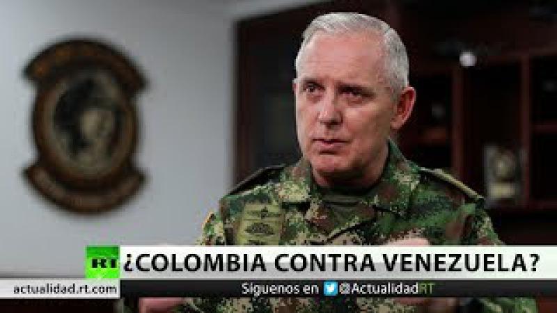 Colombia niega estar preparando una invasión y bombardeo a Venezuela
