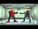 Бой без правил с мультфильма Убить Боба