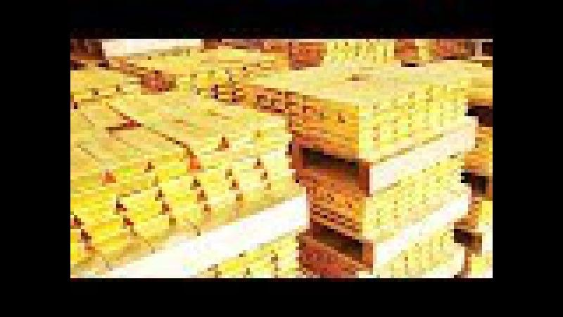 «Золотой план» Путина в действии: запасы золота в России достигли максимума