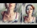 Pencil Mask Photo Effects Photoshop Manipulation Tutorial