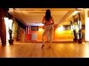 Kizomba Lady Style 1 Basic Exercises Demo Styling for Kizomba Basics