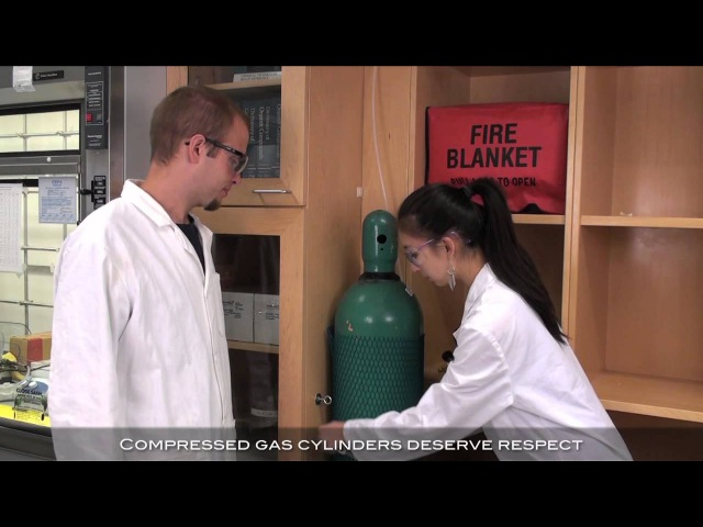 Working with pyrophoric reagents Eps 1: getting ready