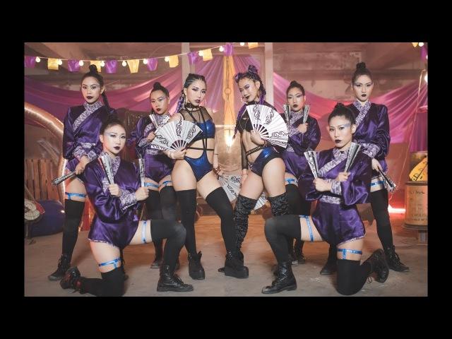 RED芮德 Feat.Eleen Chen 亞洲美尻 -《妥妥的 Twerk it》official dance version