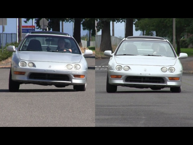 Yonaka Coilover Test and Review - Acura Integra