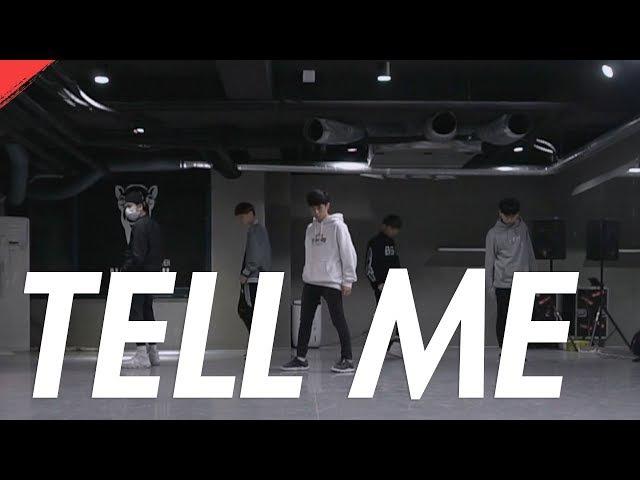 INFINITE (인피니트) - Tell Me (텔미) Dance Cover. 안무 연습 영상/ 분당댄스학원 성남댄스학원 서현4