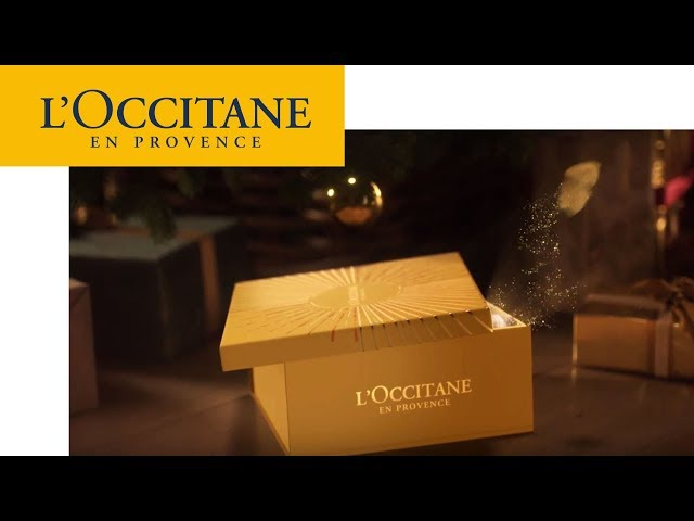 MagicOfProvence Holiday Season L'Occitane