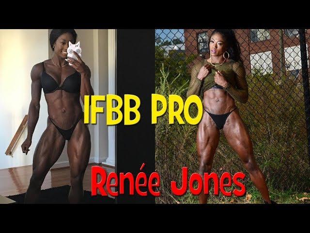 Renée Jones - IFBB Pro 5