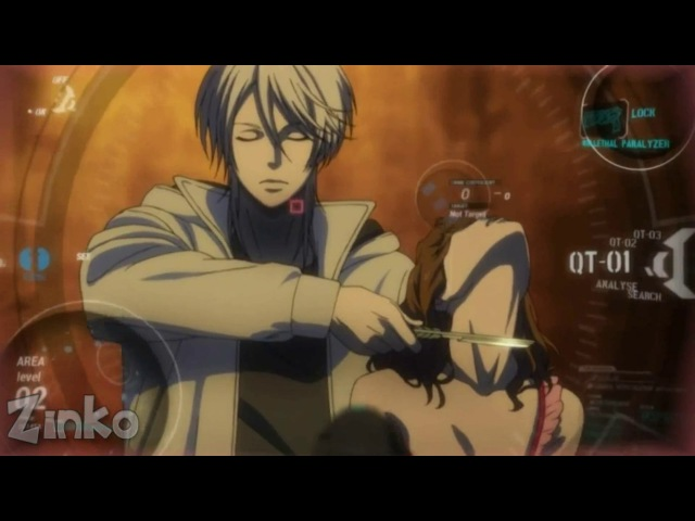 AMV Psycho-pass - Love The Way You Hate Me