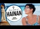 Sanya Hainan China Travel Guide | GoPro FeiyuTech WG2 | Marina Wanderlust