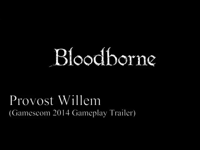 Bloodborne Dialogues | Unused dialogues (Willem, Doll, Gascoigne, Alfred)