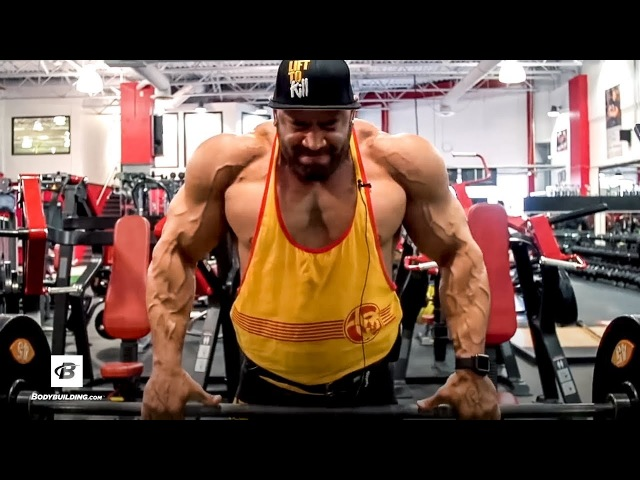 Super MUTANT Delt Smash Workout   IFBB Pro Bodybuilder Manuel Romero