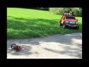 ВИДЕО ПРО МАШИНКИ Для Детей Прыгающая Машина Робот Отбуксировал Машину