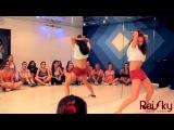 RaiSky Dance School Ekaterina Shoshina