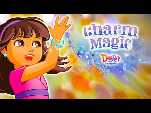 Dora and Friends Charm Magic Games For Kids