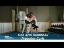 One Arm Dumbbell Preacher Curls - Biceps Exercise -