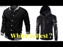 Black Jacket Mens Collection Where to buy Black Jackets This Season