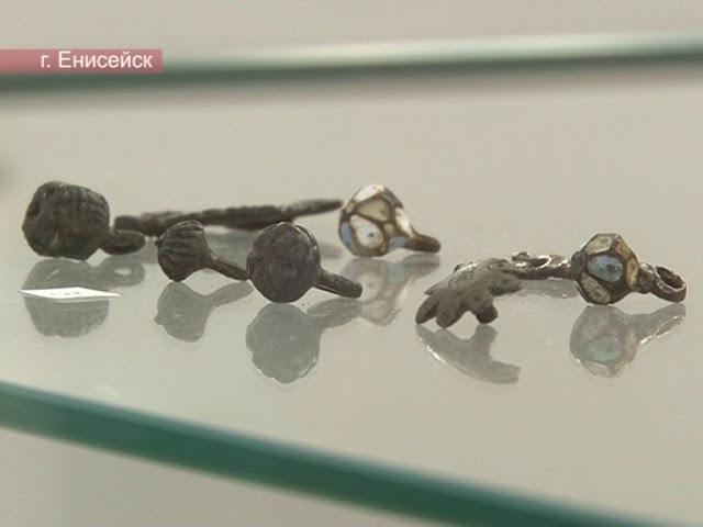 Выставка археологических раскопок