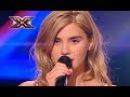 Попова Ксюша – Christina Aguilera – Say Something – Х-Фактор 8. Пятый кастинг