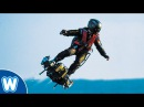 Zapata Flyboard Air World's First Jet Hoverboard