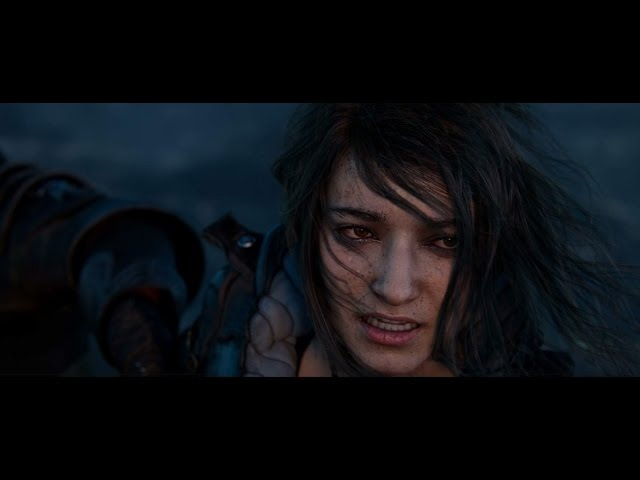 Kingsglaive: Final Fantasy XV - Battle Scene