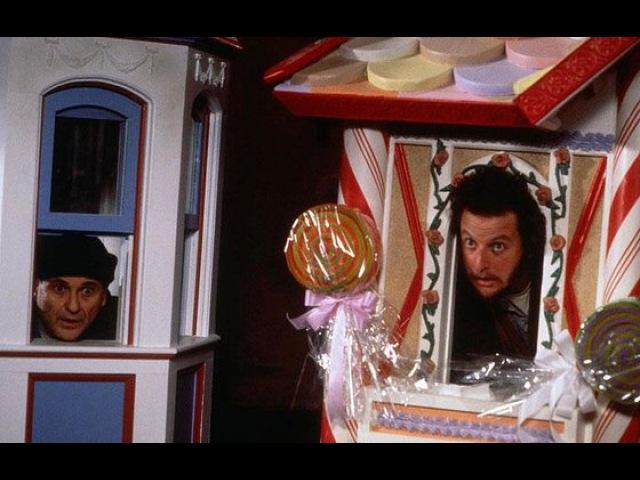 Один дома 2: Затерянный в Нью-Йорке / Home Alone 2: Lost in New York (1992) - трейлер