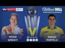 2018 World Darts Championship Round 1 Wright vs Portela