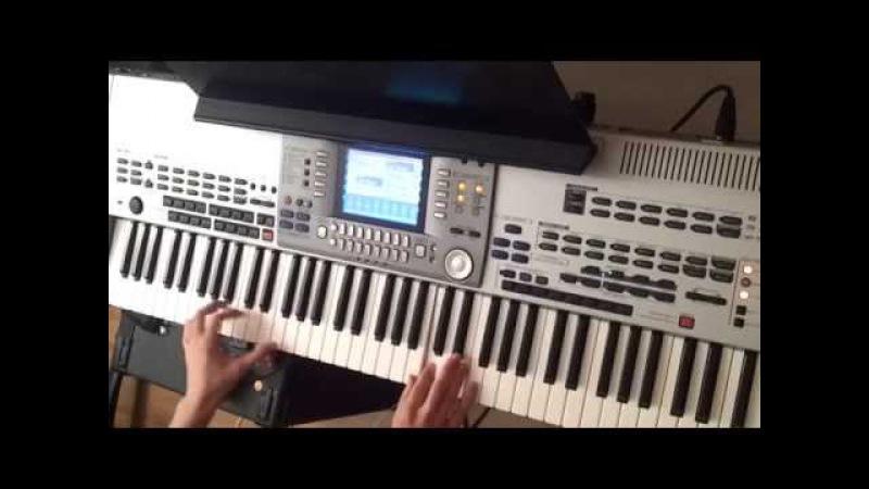 Tiemo Hauer - Schläfst du schon (DJ Infinity 2k14 Piano Live Edit)