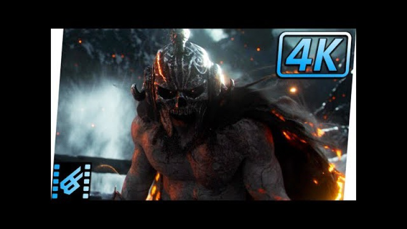 Arthur vs Vortigern   King Arthur Legend of the Sword (2017) Movie Clip » Freewka.com - Смотреть онлайн в хорощем качестве