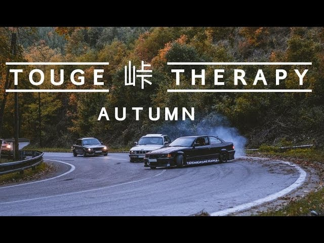 BEAST GARAGE Touge 峠 THERAPY 2 AUTUMN