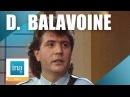 Daniel Balavoine J'irai sur le Dakar 86 pour une opération humanitaire Archive INA