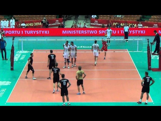 Grozers 8 Aces vs Bulgaria
