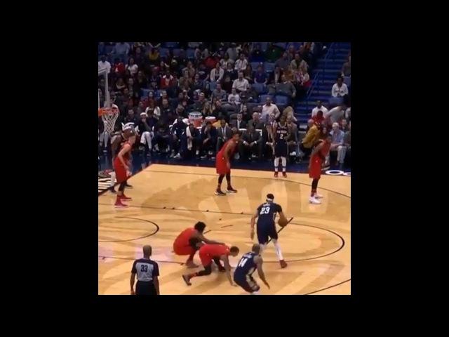 Anthony Davis Breaks TWO Defenders ANKLES! Pelicans vs Trailblazers!