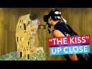 The Kiss by Gustav Klimt Painted in Virtual Reality!   Art Attack Master Works